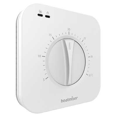 Heatmiser DS1 Dial room thermostat