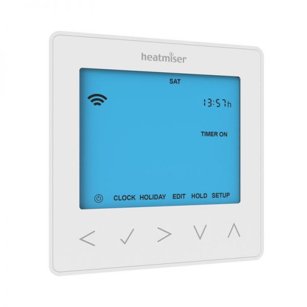 Heatmiser Hot Water Thermostat V2