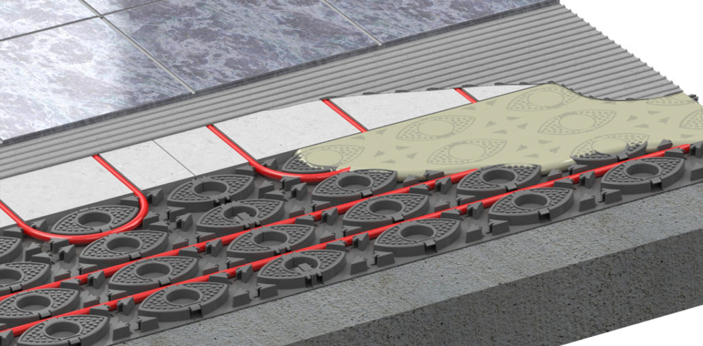 Profix Underfloor Heating Panels