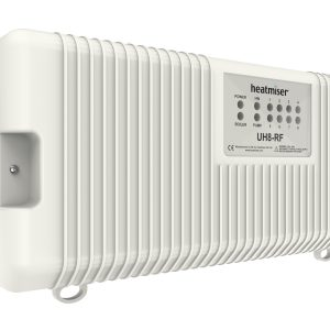 Heatmiser UF8 RF Wireless Wiring Centre for Underfloor Heating Systems