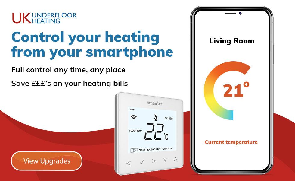Should my underfloor heating be left on all day | UK Underfloor Heating